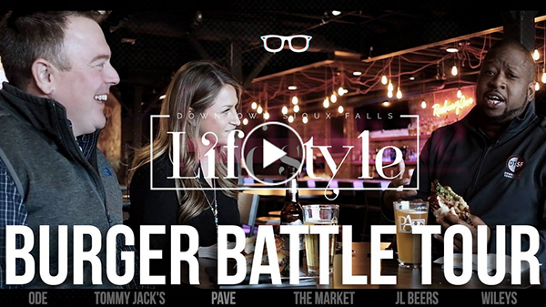 Burger Battle 2018