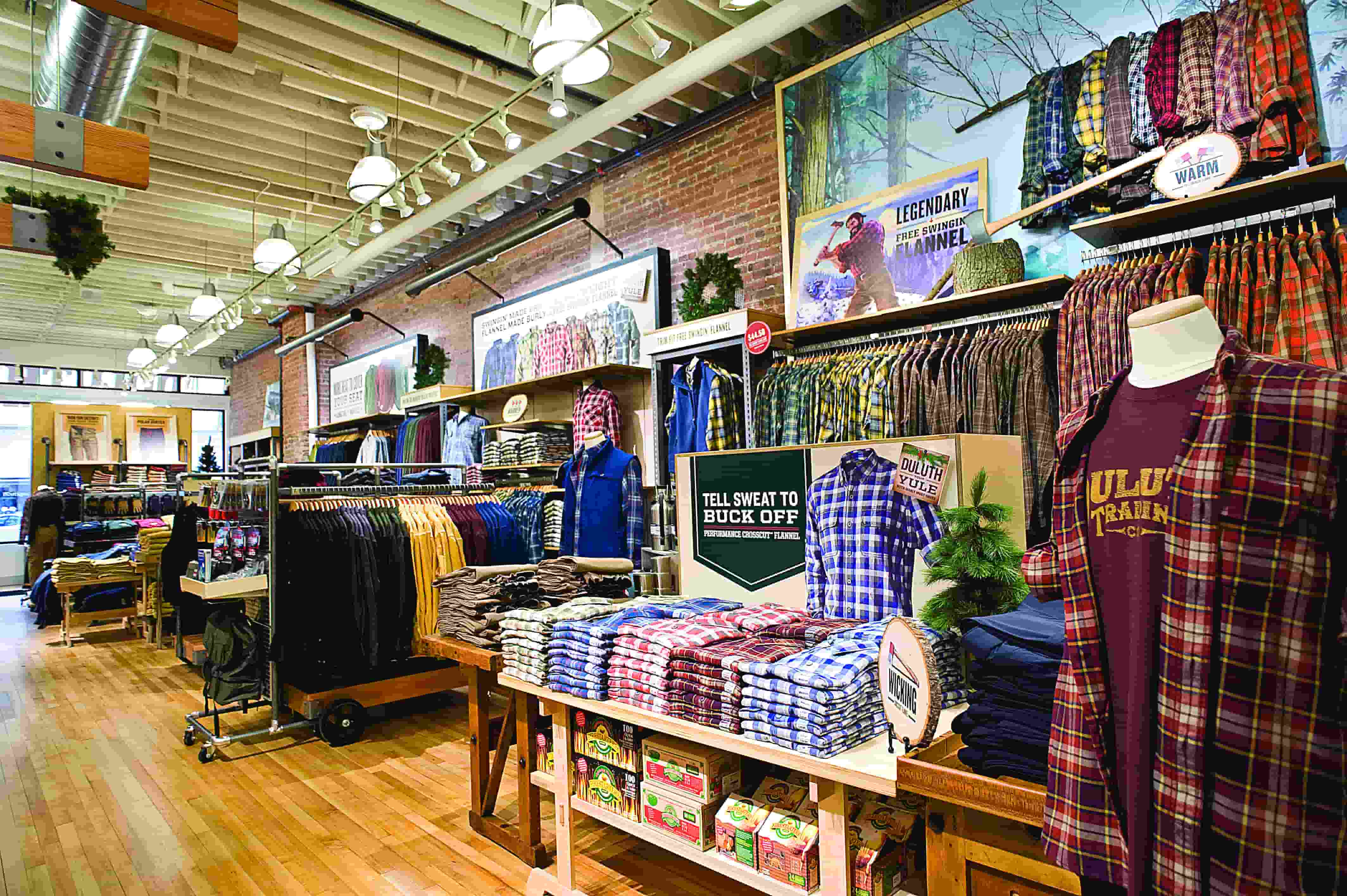 Duluth Trading Company Downtown Sioux Falls