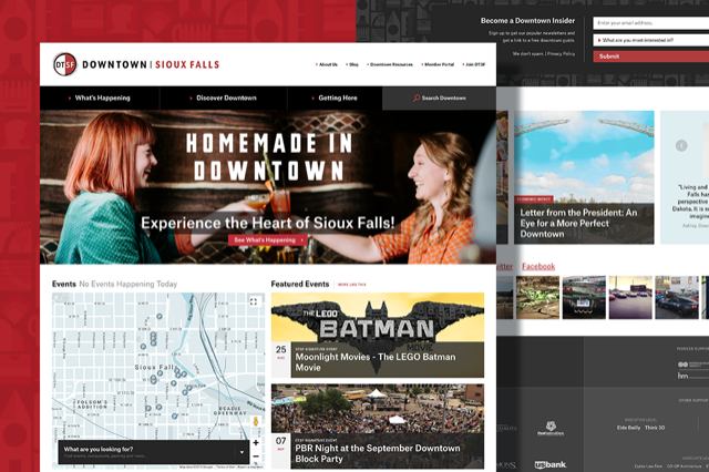 Electric Pulp relocates downtown, launches new DTSF website