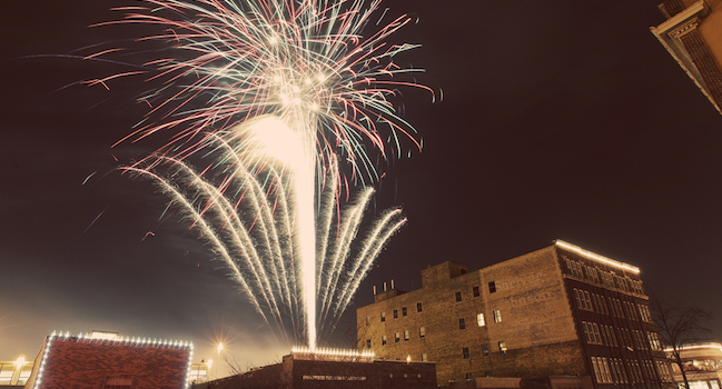 Ring in the New Year in Downtown Sioux Falls