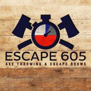 Escape 605 axe throwing