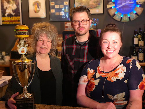 The Market Crowned 6th Annual Burger Battle Champion in Record-Shattering Year