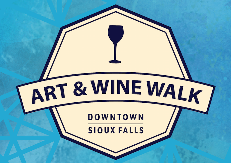 Art & Wine Walk