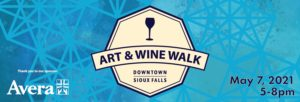 May Art & Wine Walk