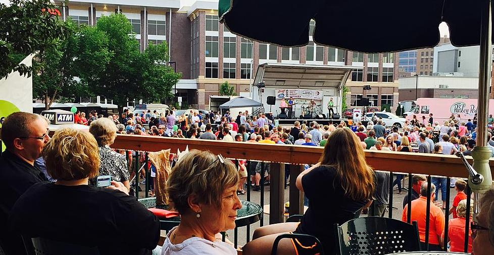 7 Downtown Sioux Falls Events to Kick Off Summer