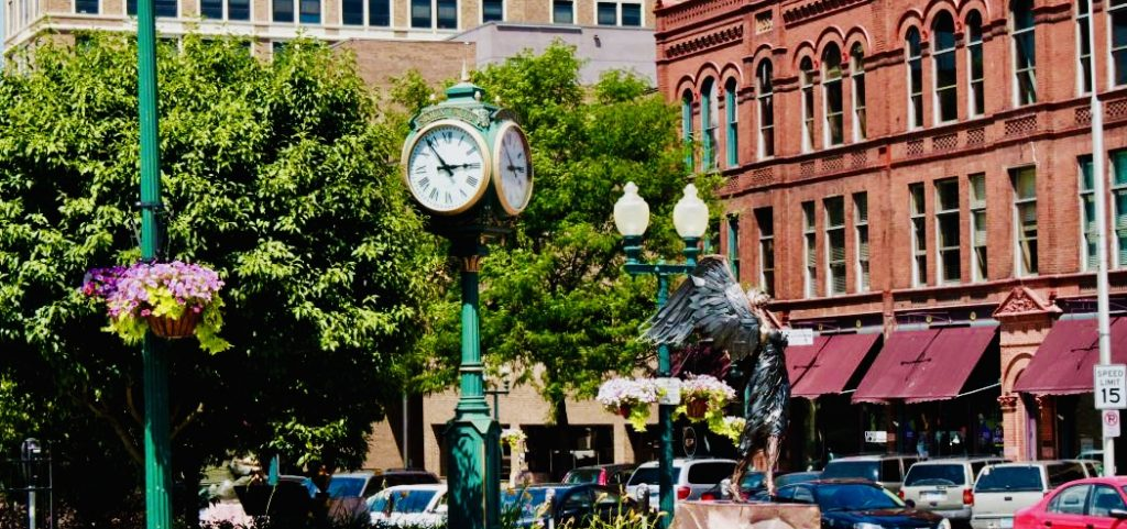 Labor Day Plans?  Come to Downtown Sioux Falls!