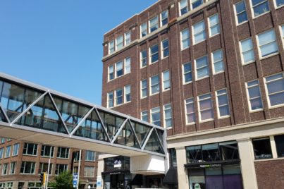 Retail or office space on Shriver Square main floor