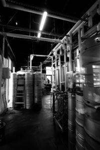 Severance Brewery tour