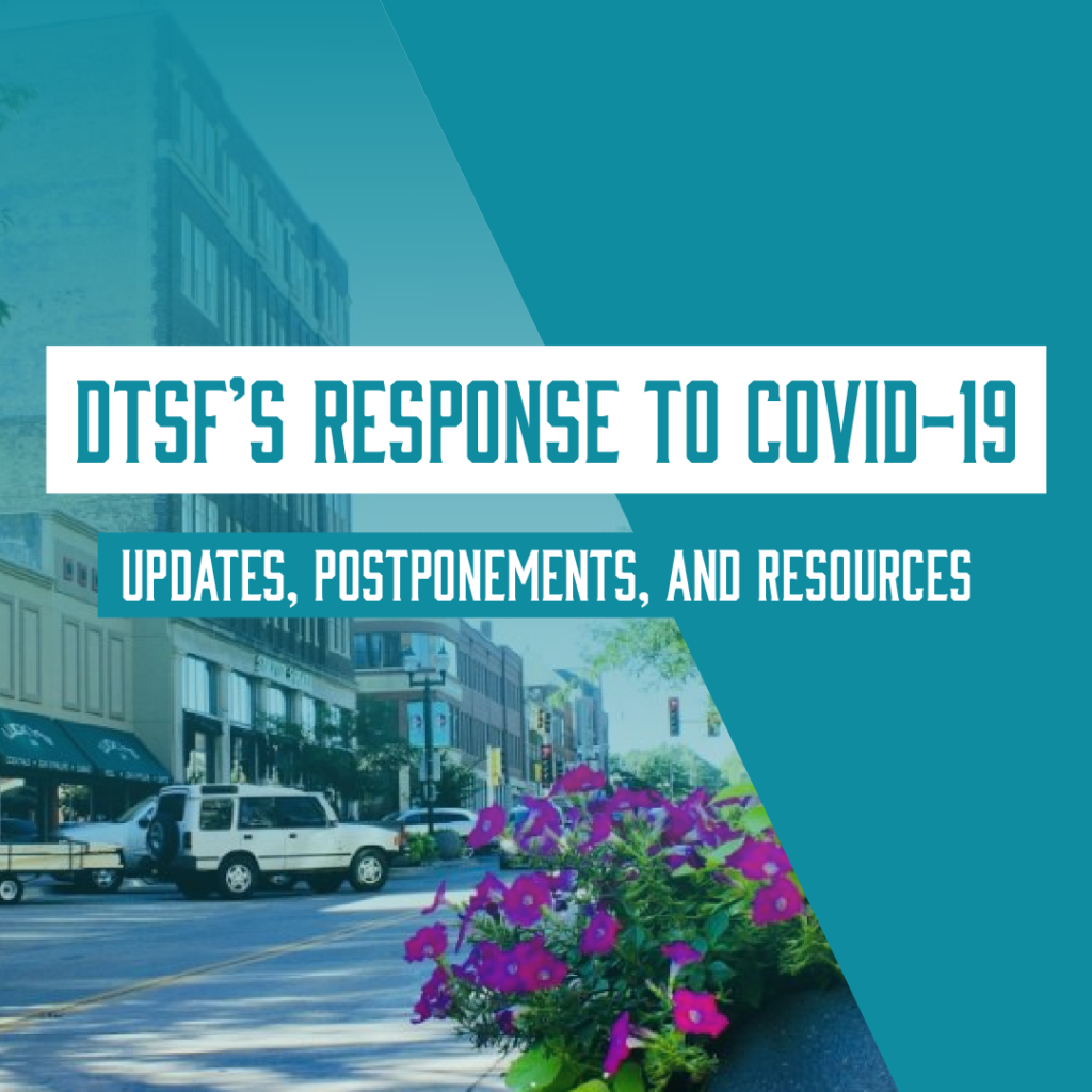 DTSF's Response to COVID-19