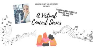 Virtual Concert Series with Elisabeth Hunstad