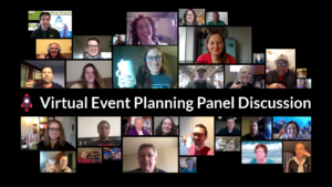 Virtual Event Planning Discussion