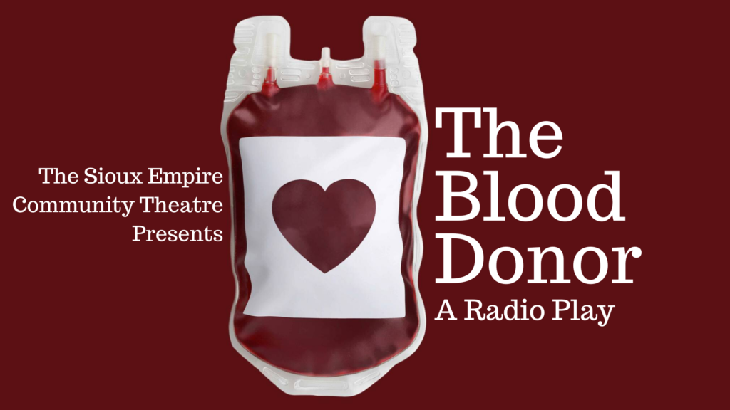 The Blood Donor radio play
