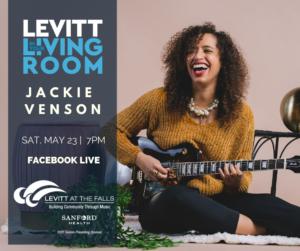 Jackie Venson online concert