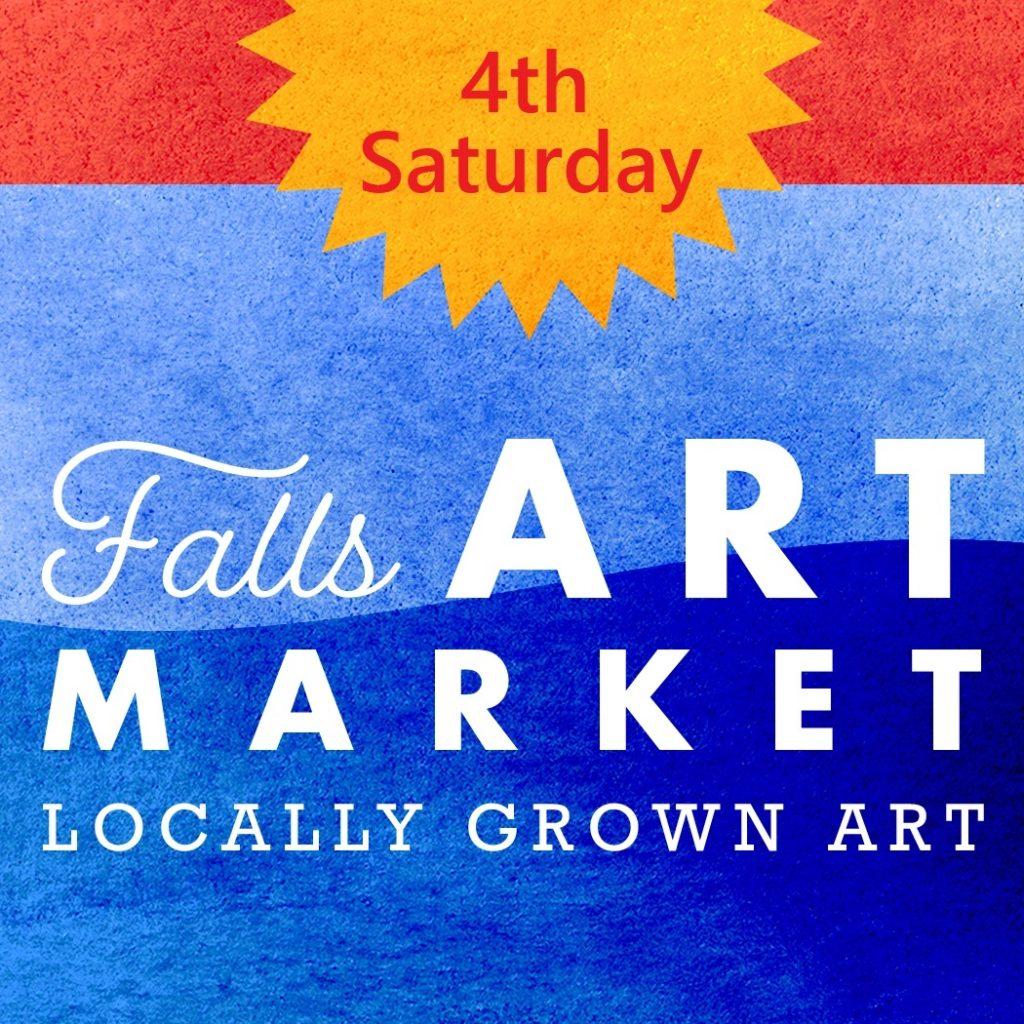 Falls Art Market