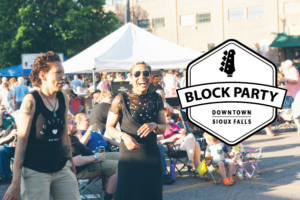 August Eastbank Block Party