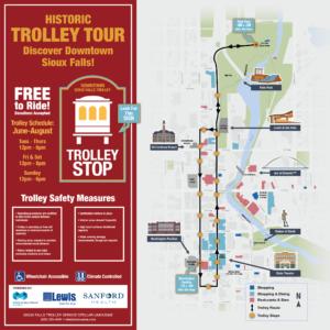 DTSF Trolley Map 2020