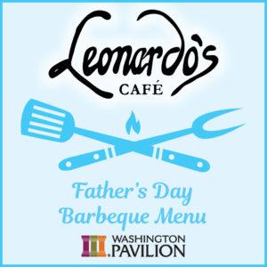 Leonardo's Cafe Father's Day Meals