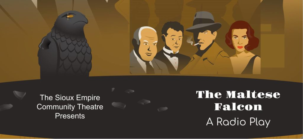 The Maltese Falcon radio play