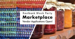 Eastbank block party vendors