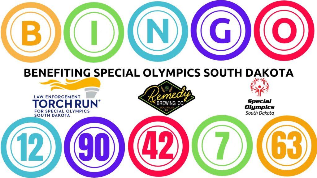 Bingo benefit Special Olympics