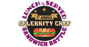 Celebrity Chef Sandwich Battle