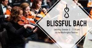 Blissful Bach SD Symphony Orchestra