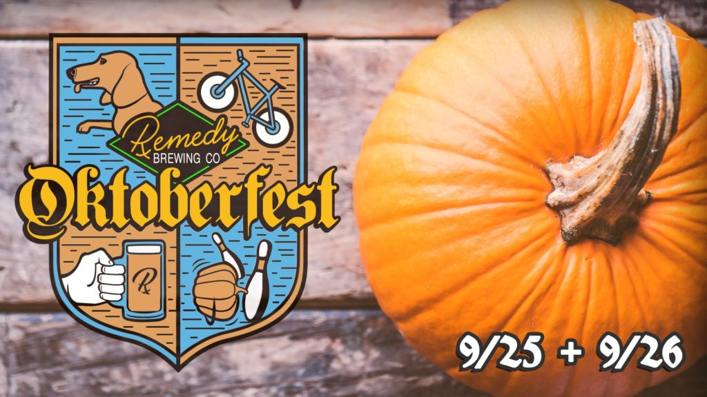 Oktoberfest Remedy Brewing
