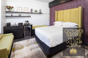 October Surprise Hotel on Phillips