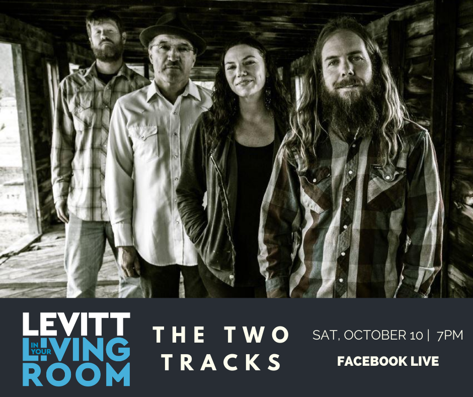 The Two Tracks - Levitt in Your Living Room
