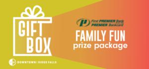 Gift Box Family Fun