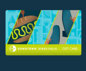 DTSF gift card