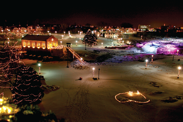 5 Ways to Kick off the Holidays in Downtown Sioux Falls
