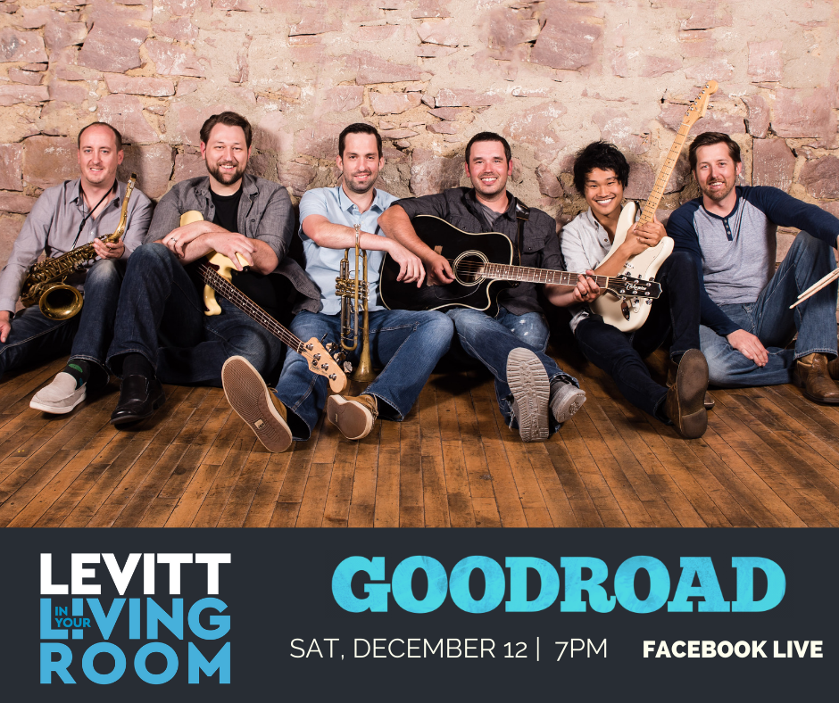 Goodroad Levitt in Your Living Room