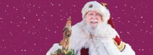 Santa at Washington Pavilion