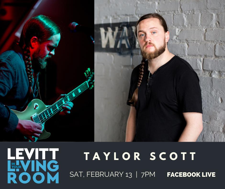 Taylor Scott Levitt in Your Living Room