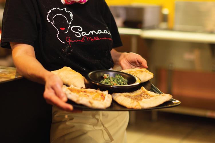 Sanaa's Mediterranean Gourmet