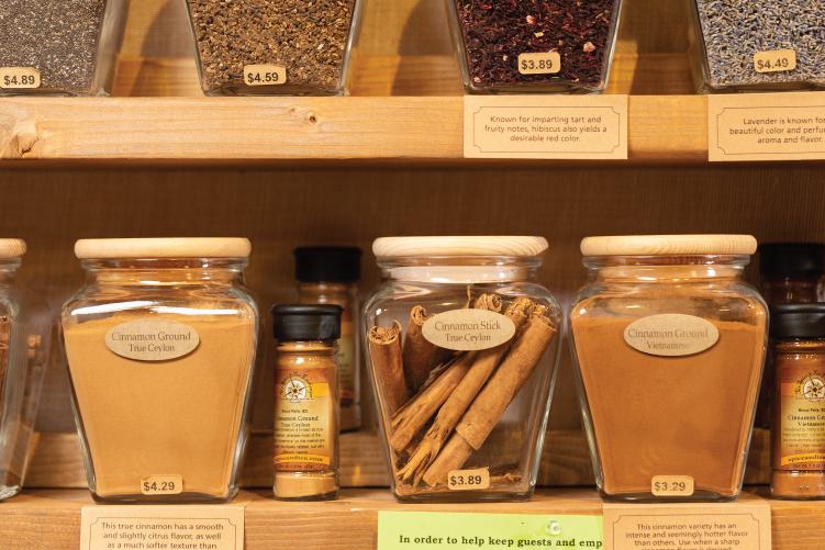 Spice & Tea Exchange