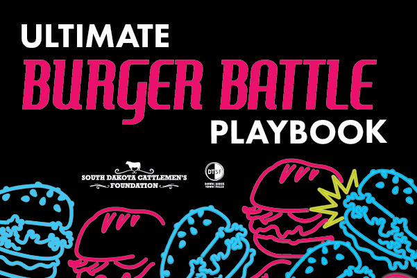 Ultimate Burger Battle Playbook