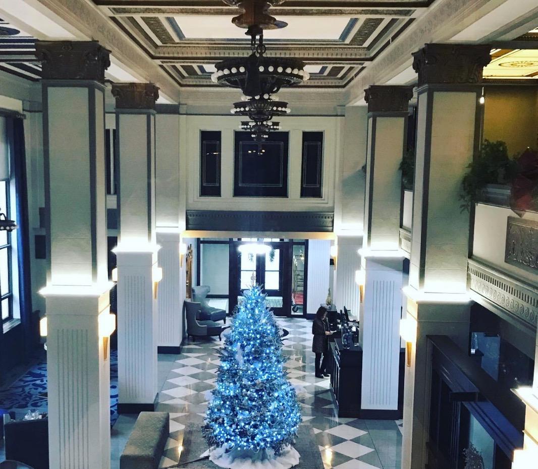 Hotel on Phillips Winter Wonderland package