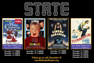 Sioux Falls State Theatre movies