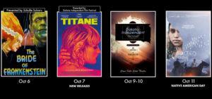 State Theatre movies Titane