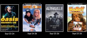 State Theatre movies Wayne's World