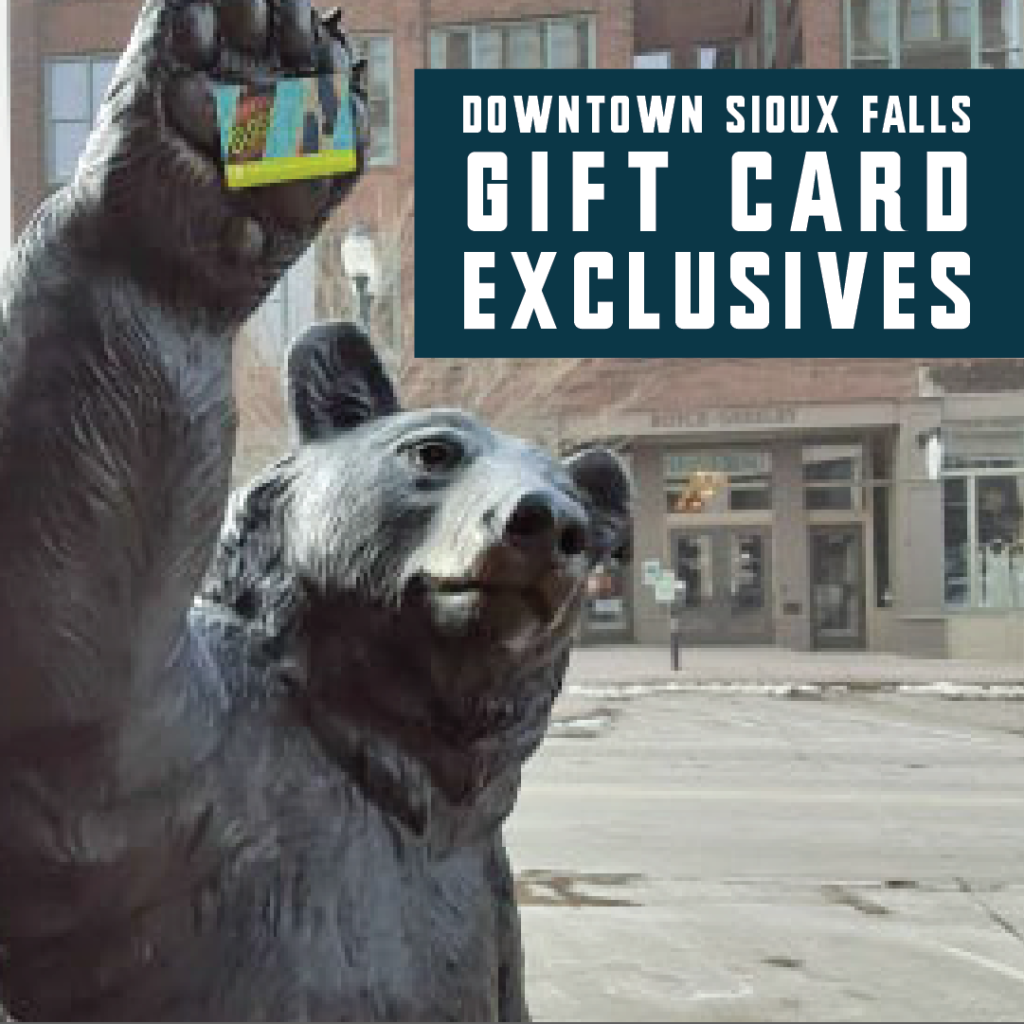 Exclusive Deals with the DTSF Gift Card