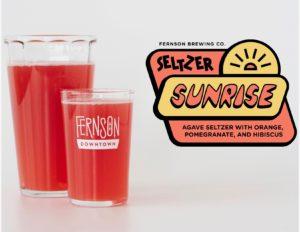 Fernson Seltzer Sunrise
