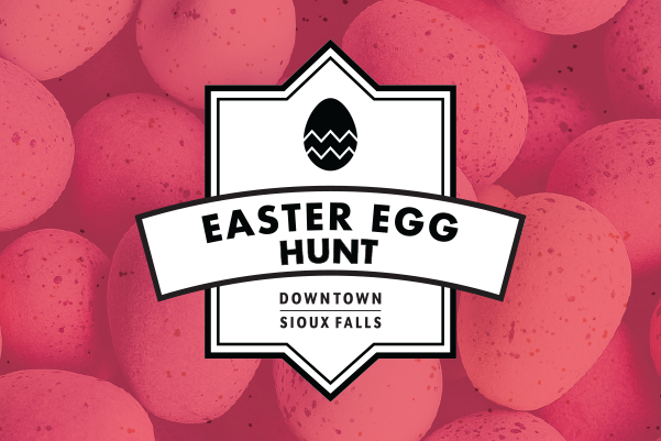 Easter Egg Hunt Downtown Sioux Falls