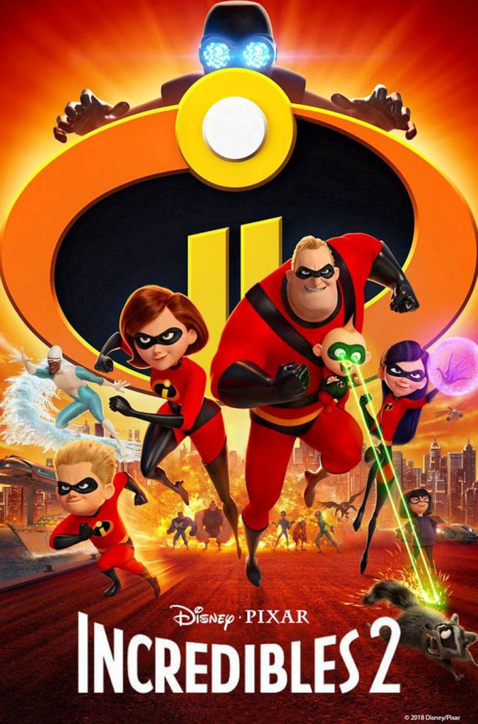Moonlight Movies Incredibles 2