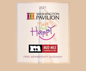 Washington Pavilion Membership Giveaway
