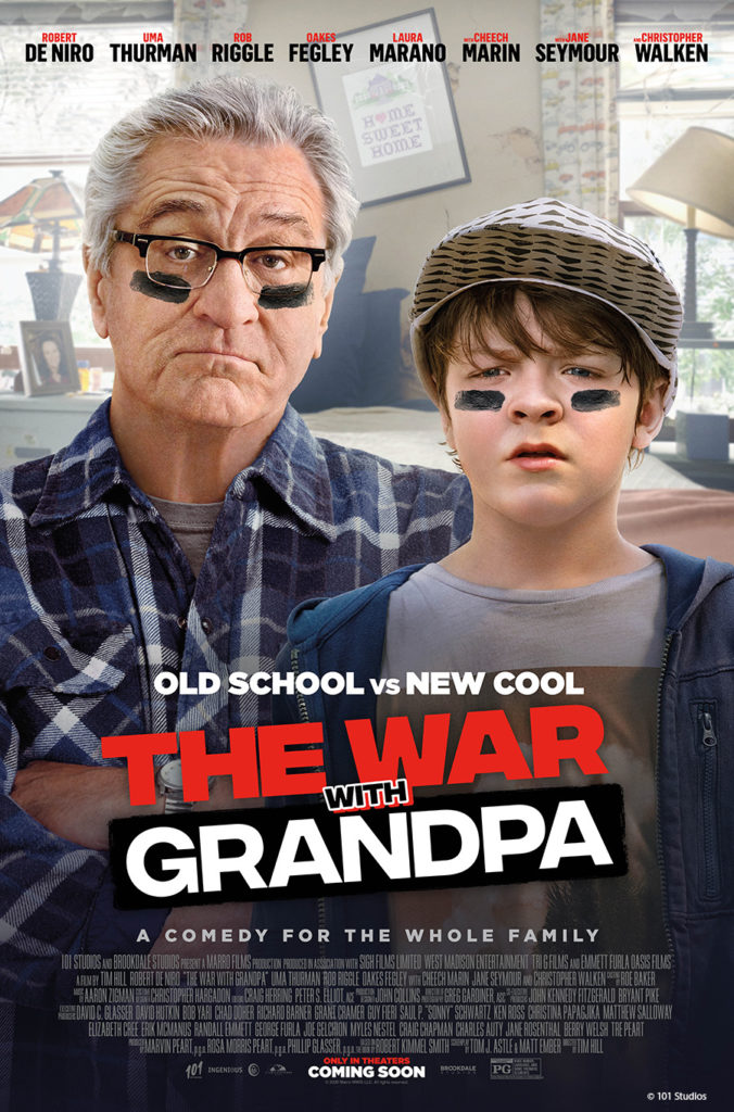 Moonlight Movies - The War With Grandpa