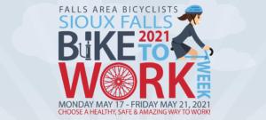 Bike to work week 2021