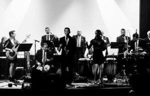 Esencia Latina Band Levitt at the Falls